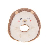 Woodland Hedgehog Baby Rattle