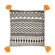 Scandi Boho Geo Cushion