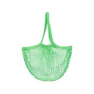 Leaf Green String Shopper Bag