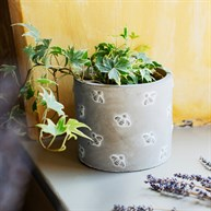 Queen Bee Cement Planter