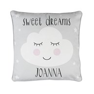 Sweet Dreams Personalised Cushion