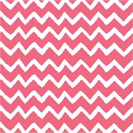 Chevron Coral Pink Wrapping Paper