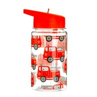 Drink Up Fire Engine Water Bottle