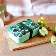 Botanical Jungle Bamboo Lunch Box