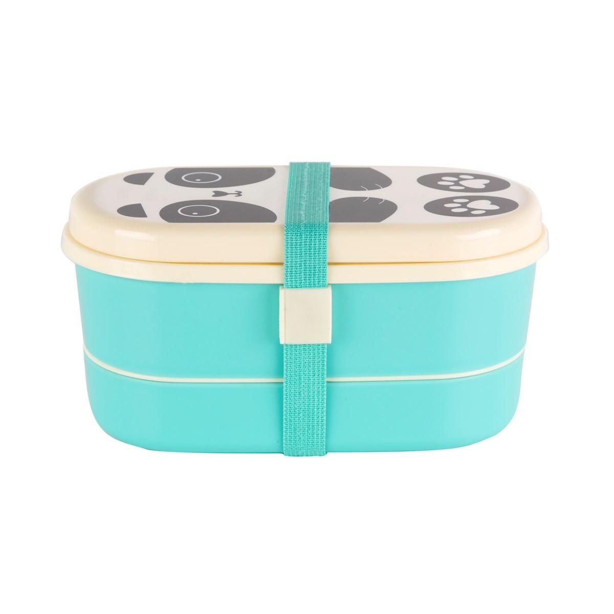 Sass /& Belle Aiko panda Kawaii Friends lunch bag