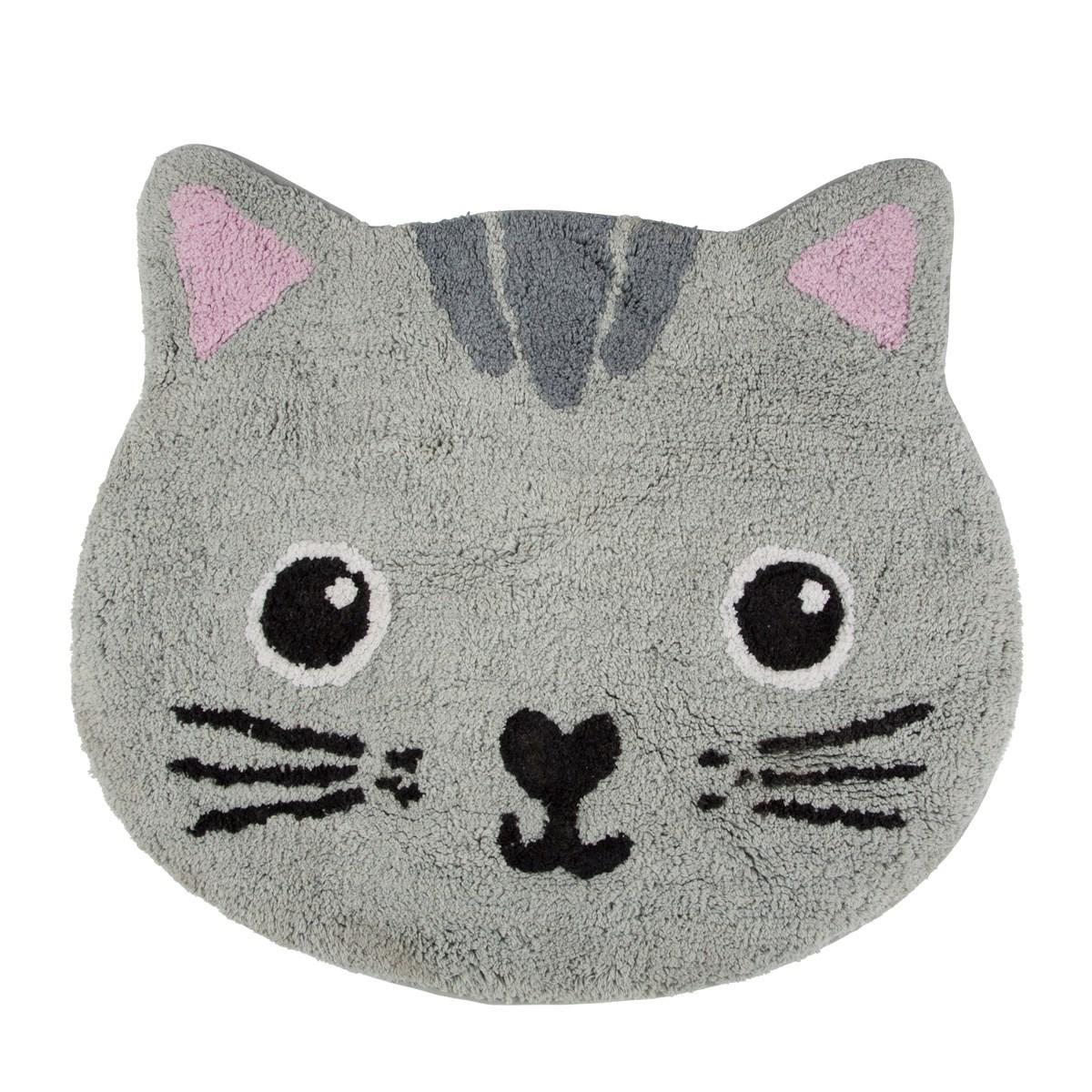 Charming Nori Cat Kawaii Friends Rug Default Image