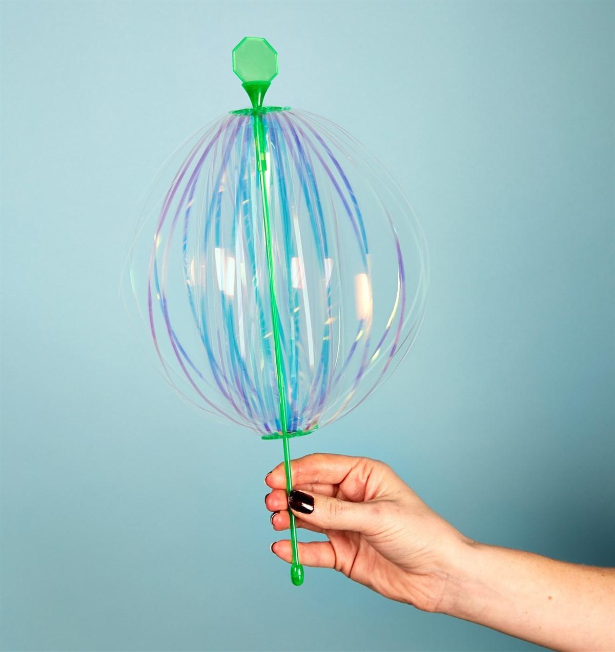 Be Amazed Sparkling Magic Bubble Wand