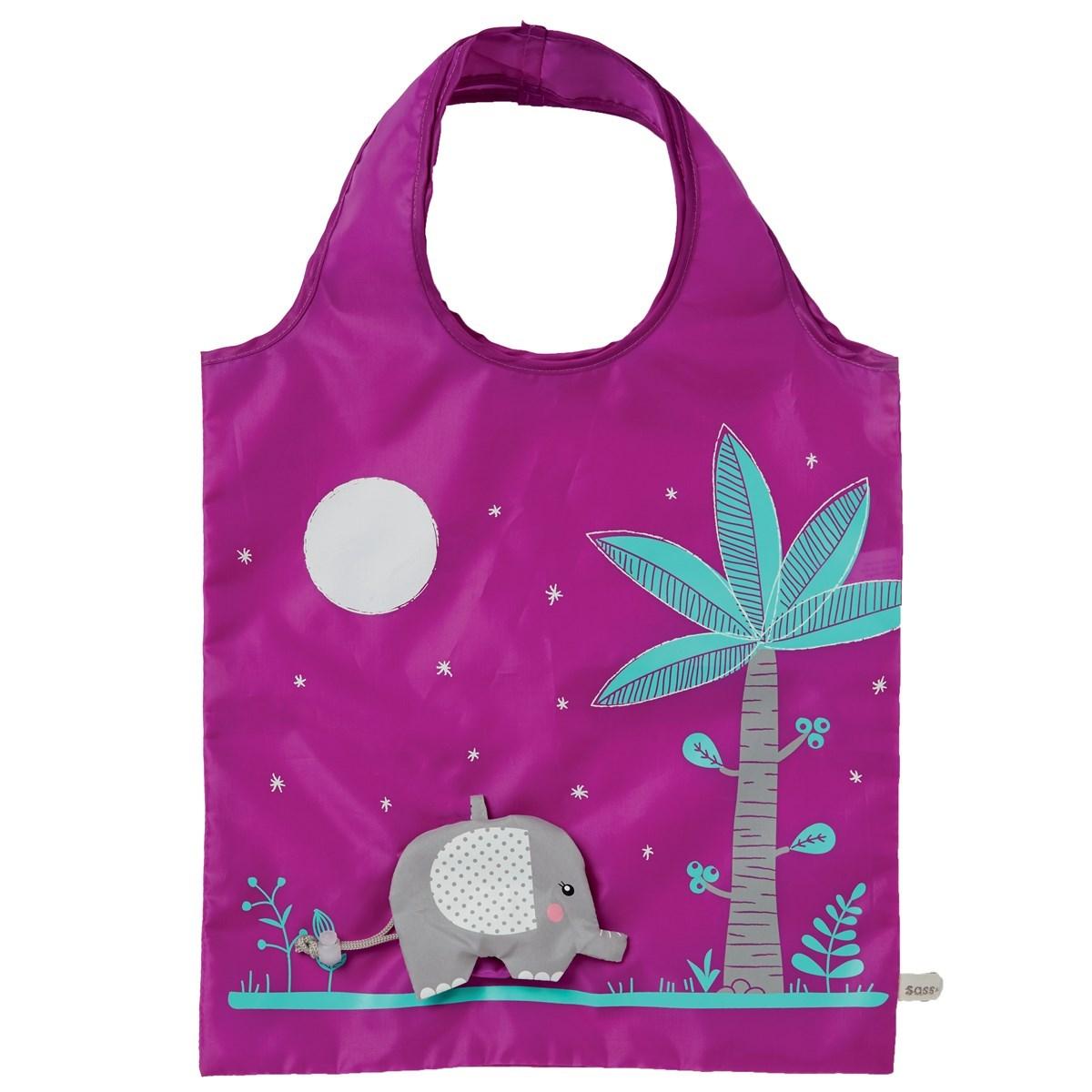 15d69ebac Elephant Foldable Shopping Bag Default Image