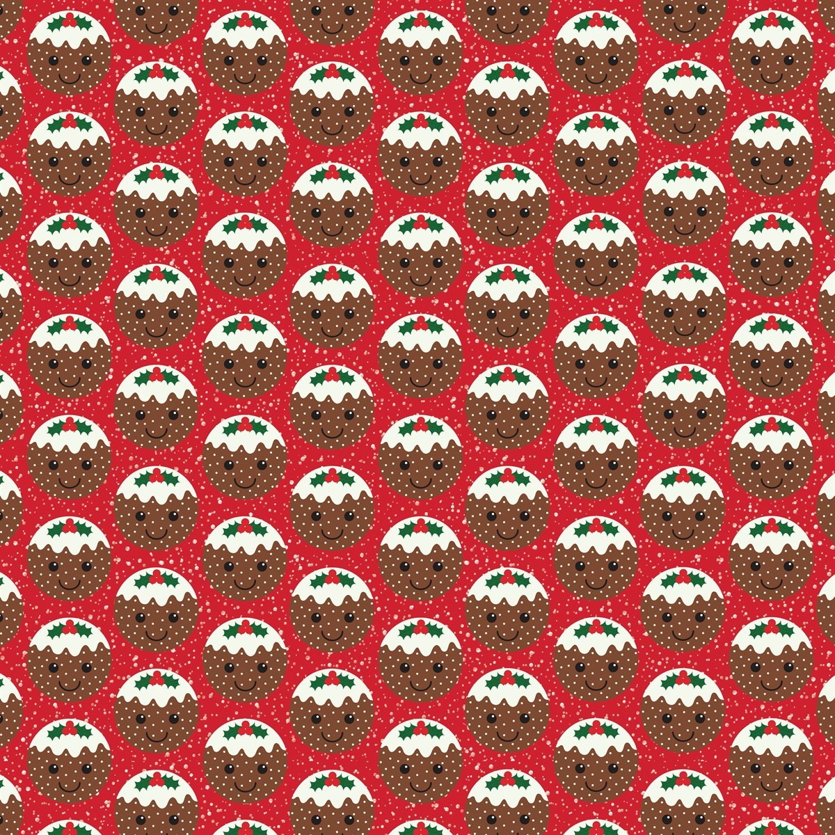 christmas pudding wrapping paper default image - Cheap Christmas Wrapping Paper