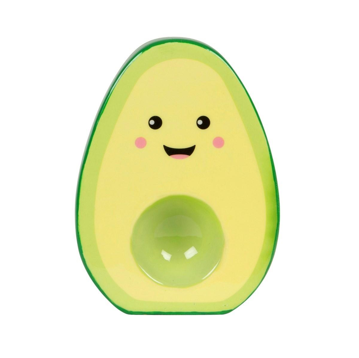 Happy Avocado Money Box