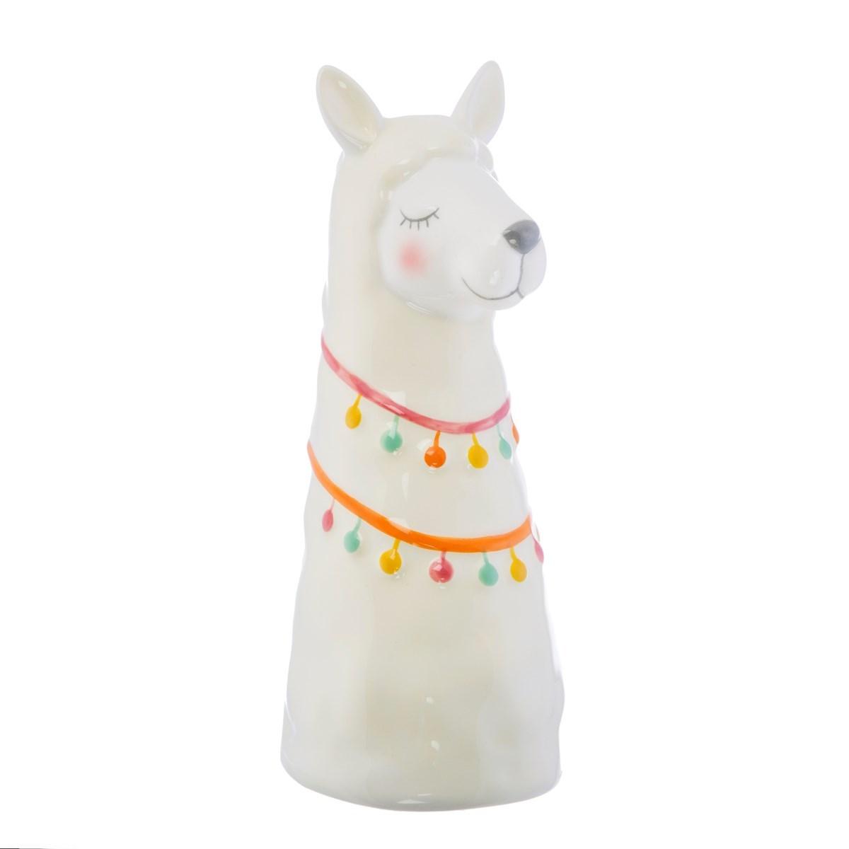 Sass /& Belle Lima Llama Planter