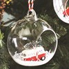 Coming Home For Xmas Camper Van Open Bauble Default Image