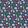 Patches & Pins Wrapping Paper Default Image