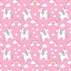 Rainbow Unicorn Wrapping Paper Default Image