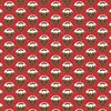 Christmas Pudding Wrapping Paper Default Image