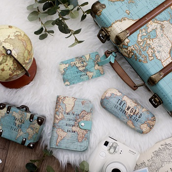 Vintage Map Gifts