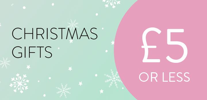 Christmas Gifts below £5