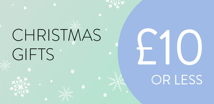 Christmas Gifts below £10