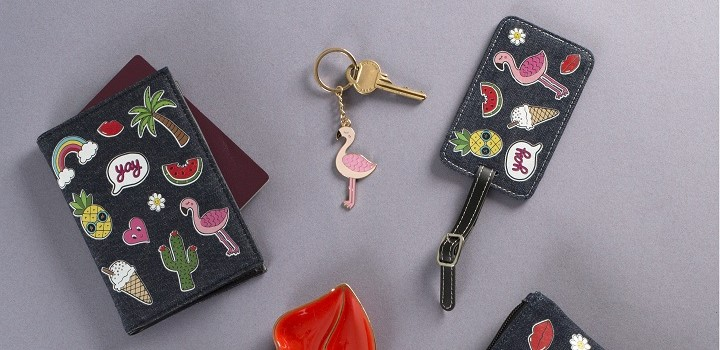 Travel Accessories & Keyrings