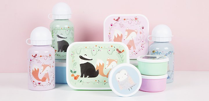 Woodland Friends Gifts