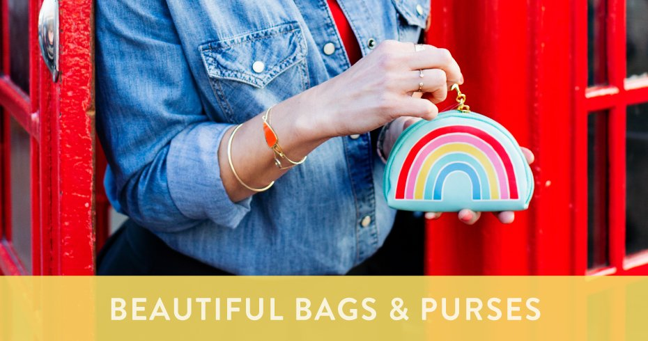 Beautiful Bags & Purses